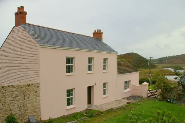 Thumbnail Farmhouse to rent in Dale, Haverfordwest