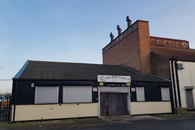 Thumbnail Commercial property for sale in Riby Street, Grimsby, North East Lincolnshire