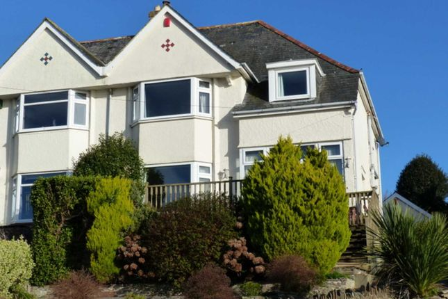 Thumbnail Semi-detached house for sale in Embankment Road, Kingsbridge
