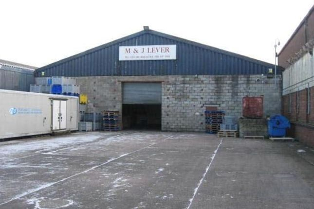 Thumbnail Warehouse to let in Shield Works, Webber Road, Knowsley Industrial Park, Liverpool