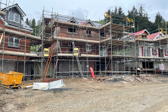 4 bed detached house for sale in Moat Bank, Kerry, Newtown, Powys SY16