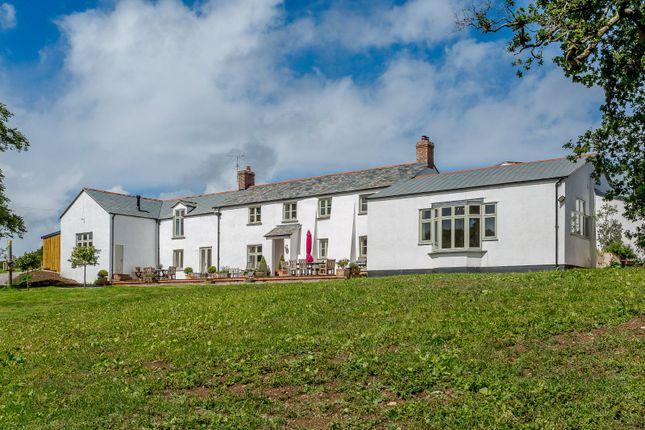 Thumbnail Detached house for sale in Rose Ash, South Molton, Devon