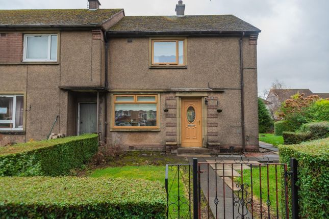 2 bed end terrace house for sale in Craigomus Crescent, Menstrie FK11