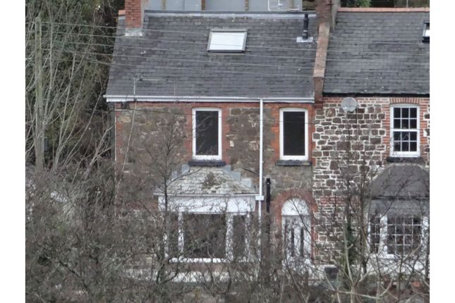 Thumbnail End terrace house for sale in Foxbeare Road, Ilfracombe