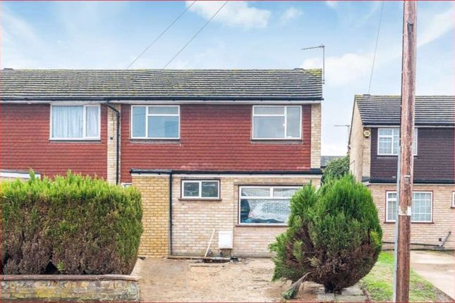 Thumbnail Terraced house to rent in Leacroft Close, West Drayton