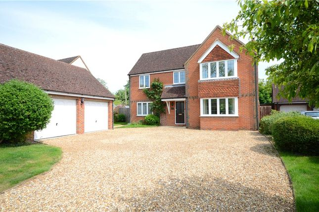 Thumbnail Detached house for sale in Lucerne Drive, Stadhampton, Oxford