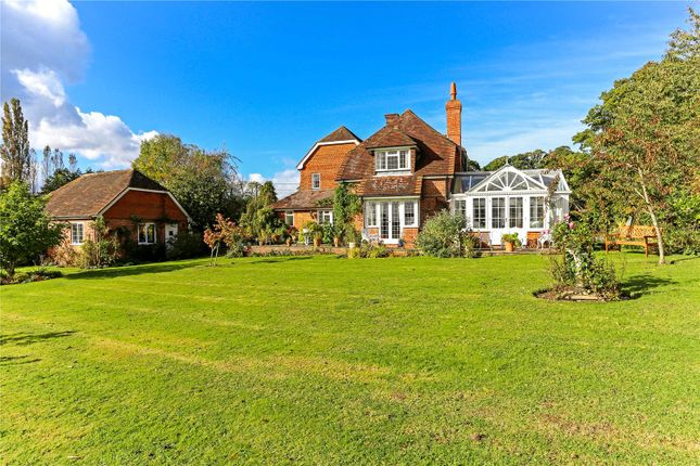 Thumbnail Detached house for sale in Wrotham Hill, Dunsfold, Godalming, Surrey