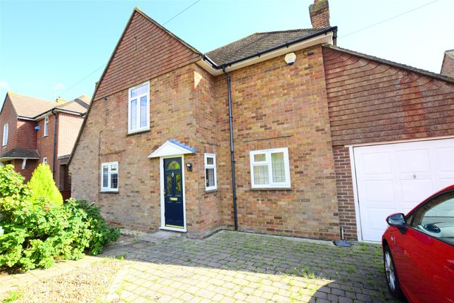 Thumbnail Detached house for sale in Wychurst Gardens, Bexhill-On-Sea, East Sussex