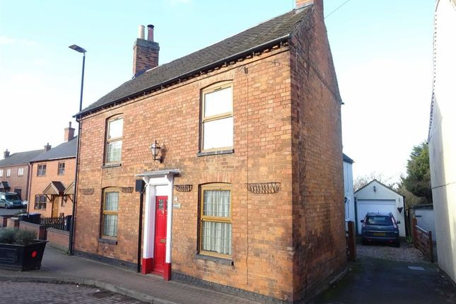 Thumbnail Detached house for sale in Main Street, Higham-On-The-Hill, Nuneaton