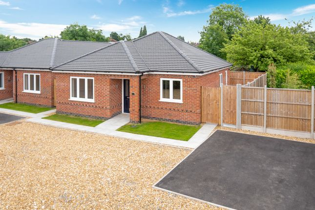 3 bed detached bungalow for sale in Featherby Drive, Glen Parva, Leicester LE2