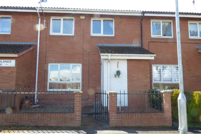 Thumbnail Terraced house to rent in Highlands Walk, Belle Isle, Leeds