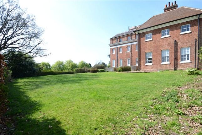 Thumbnail Detached house for sale in Calcot Court, Calcot, Reading