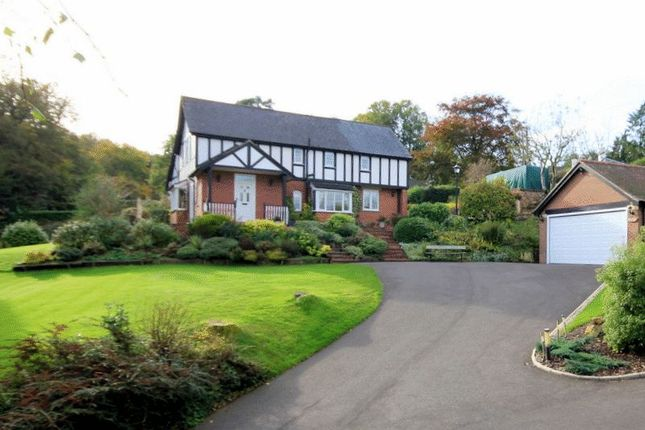 Thumbnail Detached house for sale in Chase Lane, Tittensor, Stoke-On-Trent