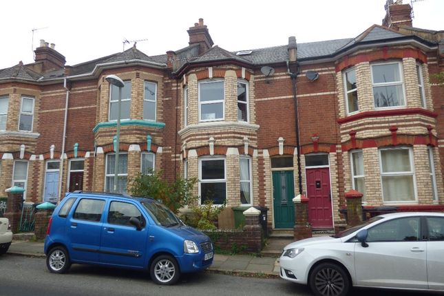 5 bed terraced house to rent in Park Road, Exeter