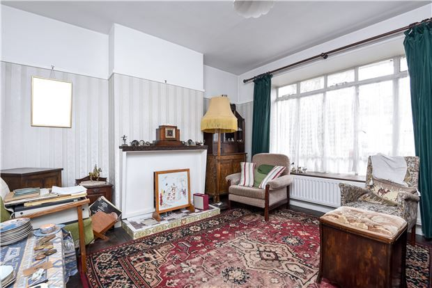 Thumbnail Semi-detached house for sale in Fontenoy Road, London