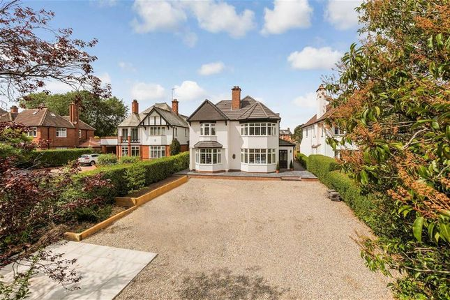 Thumbnail Detached house for sale in Cornwall Road, Harrogate, North Yorkshire