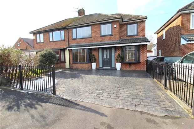 Thumbnail Property for sale in Coniston Drive, Preston