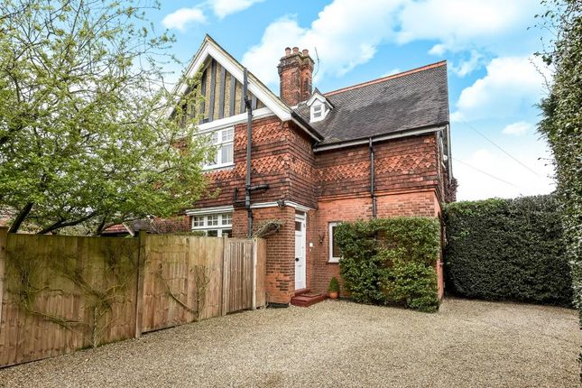 Thumbnail Cottage for sale in Old Church Lane, Stanmore