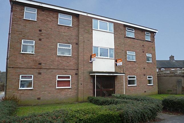 Thumbnail Flat to rent in Tuscan House, Spring Garden Road, Longton, Stoke-On-Trent