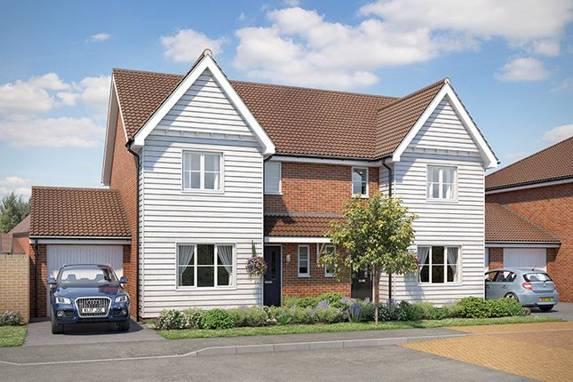 "Thumbnail Property for sale in ""Maldon"" at Wetherden Road, Elmswell, Bury St. Edmunds"