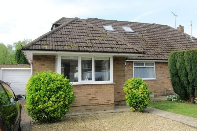 Thumbnail Semi-detached bungalow for sale in Send Road, Send, Woking