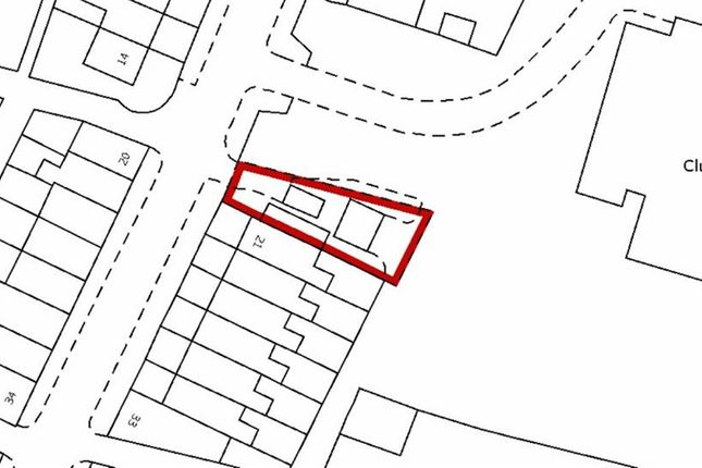 Thumbnail Land for sale in Moorgate Street, Blackburn, Lancashire
