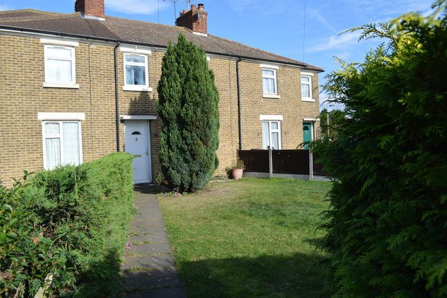 Thumbnail Terraced house to rent in Hall Avenue, South Ockendon, Essex