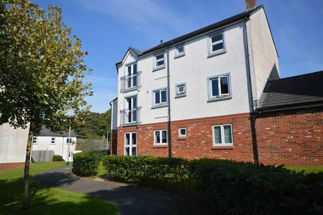 Thumbnail Flat to rent in Infirmary Road, Workington