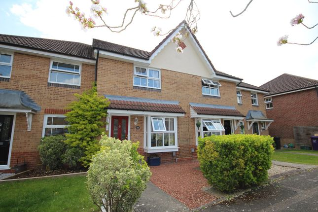 2 bed terraced house to rent in Kristiansand Way, Letchworth Garden City SG6