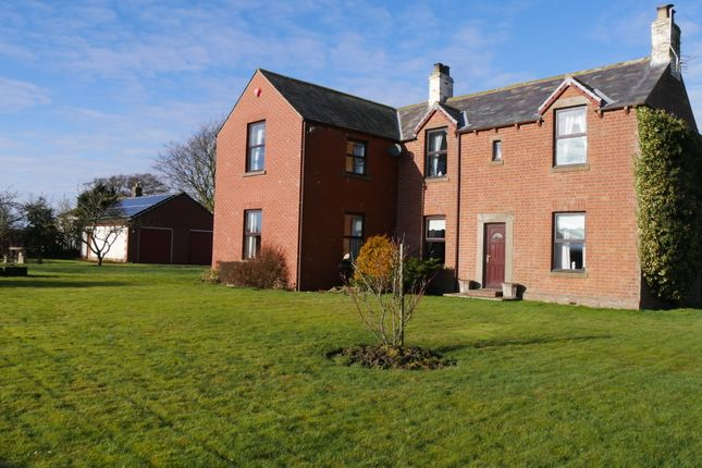 Thumbnail Detached house for sale in Blackdyke, Silloth, Wigton