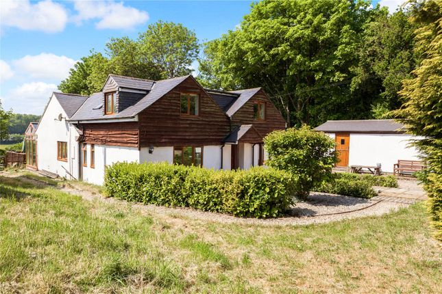 Thumbnail Detached house for sale in Baydon, Marlborough, Wiltshire