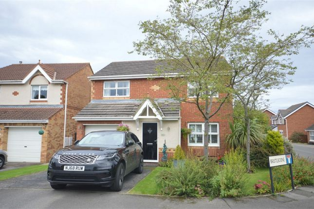 Thumbnail Detached house for sale in Bristlecone, Burdon Vale, Sunderland, Tyne And Wear