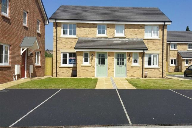 Thumbnail Semi-detached house for sale in Brunel Wood, Upper Bank, Swansea