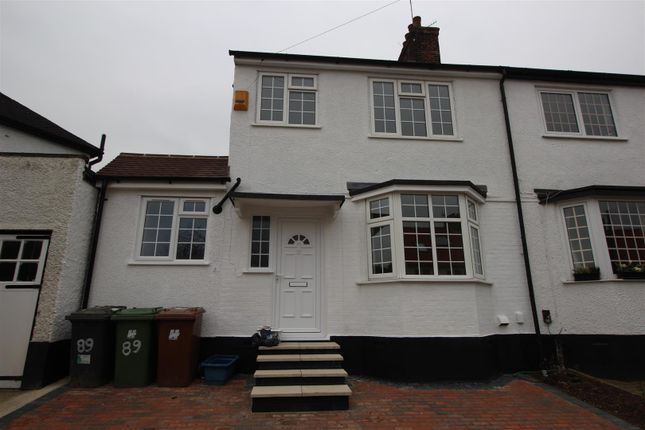Thumbnail Property to rent in Melbourne Road, Bushey