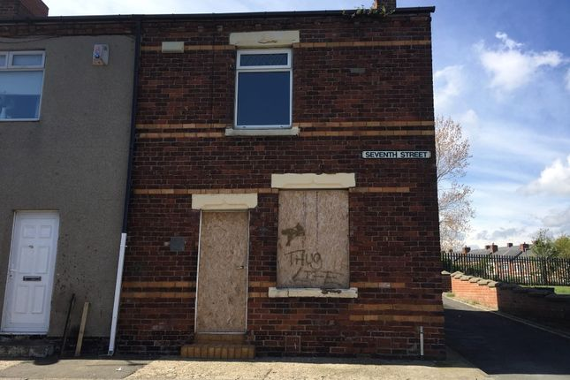 Thumbnail End terrace house for sale in 96 Seventh Street, Horden, Peterlee, County Durham