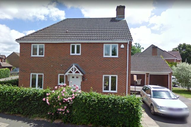 Thumbnail Detached house to rent in Creech View, Denmead, Waterlooville, Hampshire