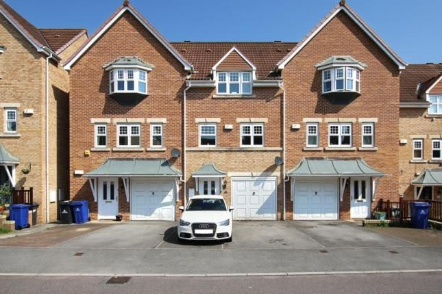 Thumbnail Terraced house for sale in Oak Court, Balby, Doncaster