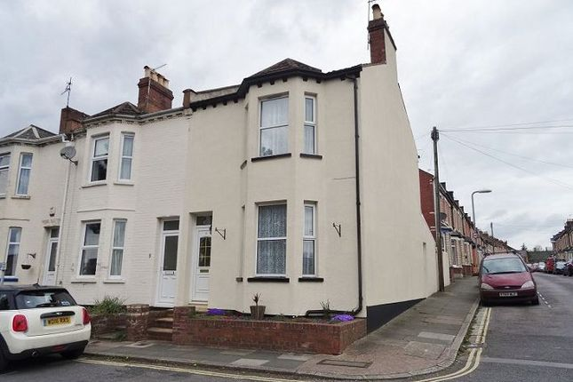 Thumbnail End terrace house to rent in Haldon View Terrace, Exeter
