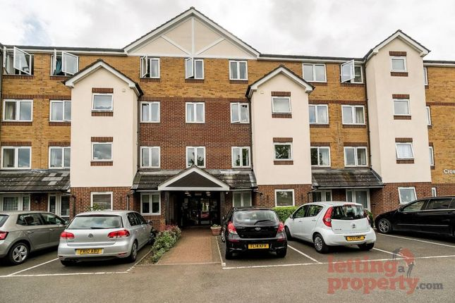 Thumbnail Flat to rent in Lower High Street, Watford