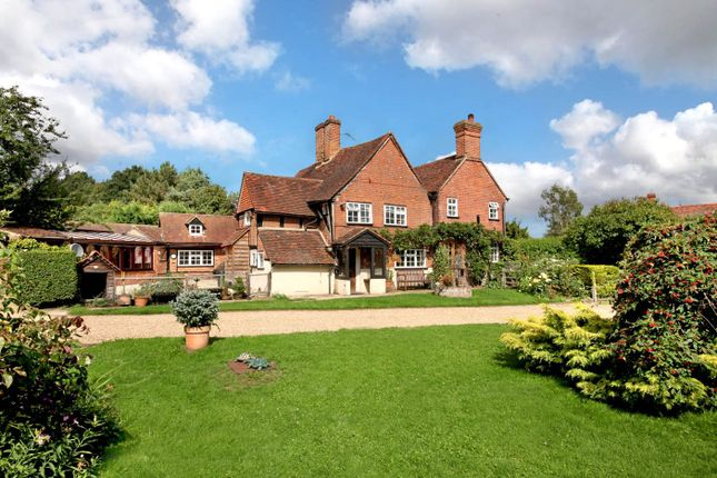 Thumbnail Detached house for sale in Church Hill, Pyrford, Surrey