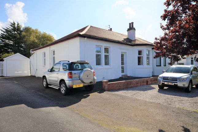 Thumbnail Semi-detached bungalow for sale in Fullarton Crescent, Troon