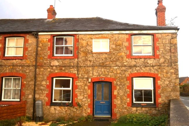 Thumbnail Flat for sale in Top Flat, Llanymynech