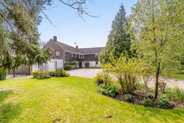 Thumbnail Detached house for sale in Back Lane, Fryerning, Ingatestone