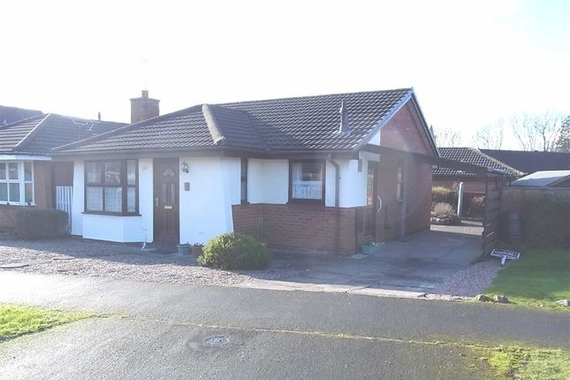 Thumbnail Detached bungalow to rent in 7, Ambleside Road, Oswestry, Shropshire