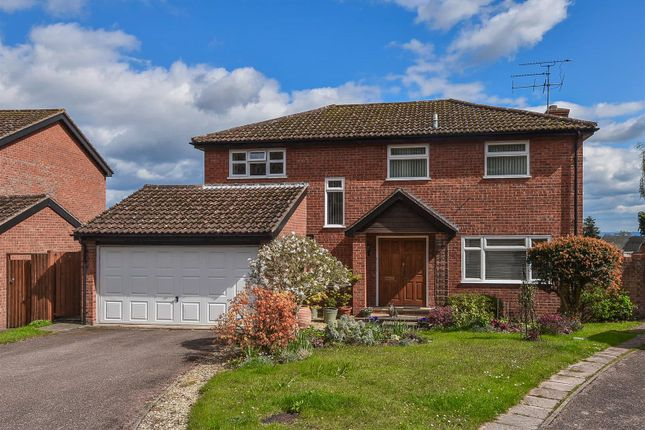 Thumbnail Detached house for sale in The Moorlands, Malvern