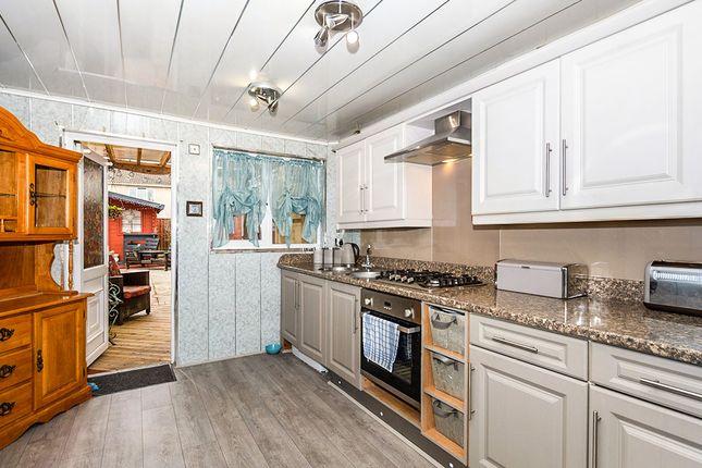 Kitchen of Rusland Road, Liverpool, Merseyside L32