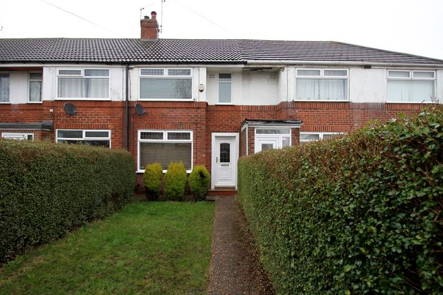Thumbnail Terraced house for sale in Wold Road, Hull, Yorkshire