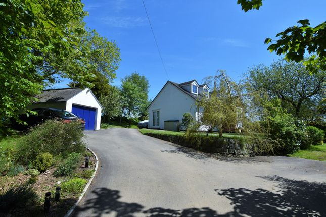 Thumbnail Detached house for sale in Tregavethan, Truro