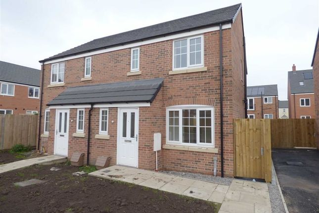 3 bed semi-detached house for sale in Butterwort Close, Shavington, Crewe