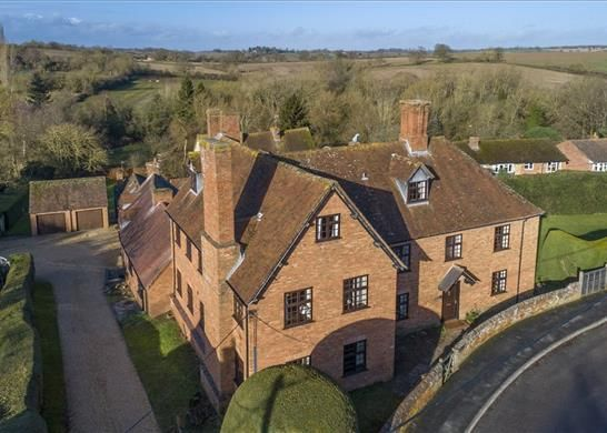 Thumbnail Detached house for sale in Church Road, Stratford-Upon-Avon, Warwickshire